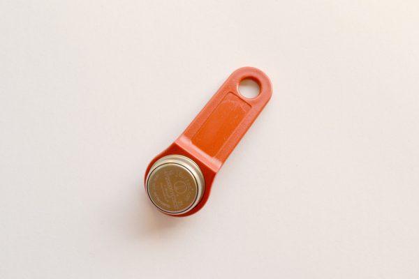 accesorio ibutton rojo