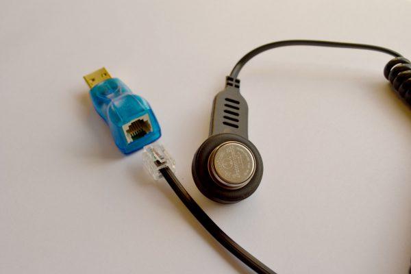 cable retenedor adatador USB a 1-Wire-2